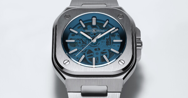 Bell & Ross BR05 Skeleton Blue (Price, Pictures and Specifications)