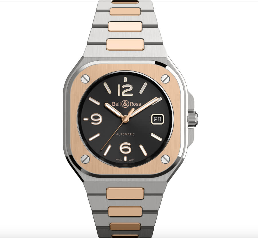 Bell & Ross BR05 Two Tone