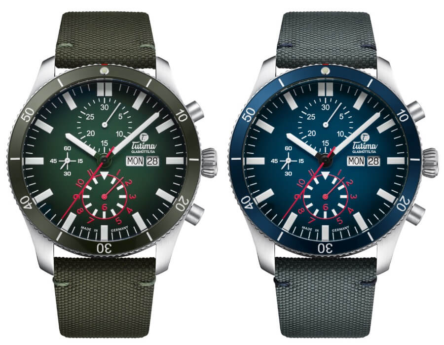 Tutima Grand Flieger Airport Chronograph