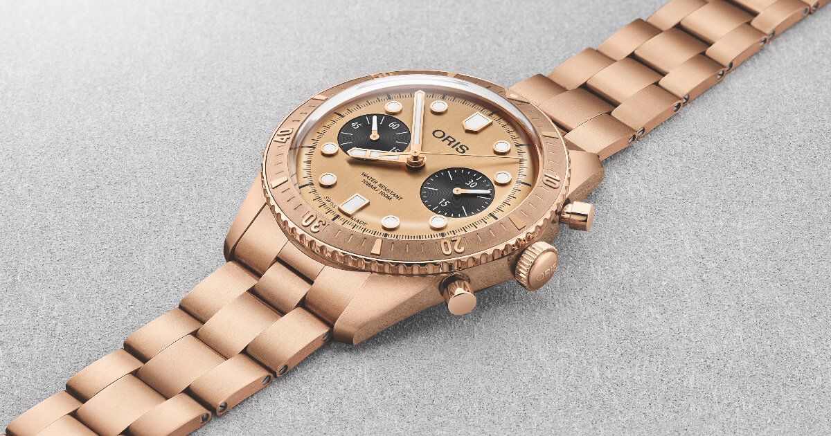 Oris Hölstein Edition 2020 In Solid Bronze (Price, Pictures and Specifications)