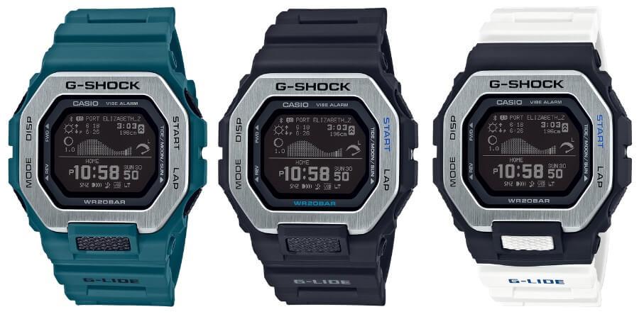 Casio G-Shock G-Lide GBX100