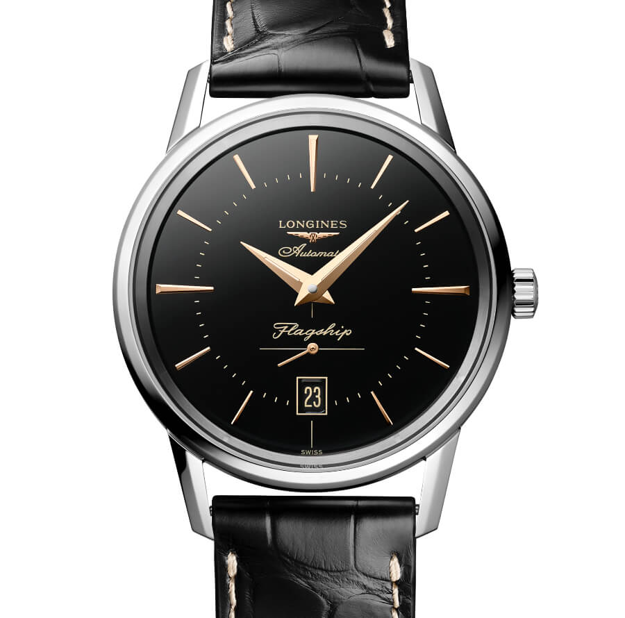 Te New Longines Flagship Heritage