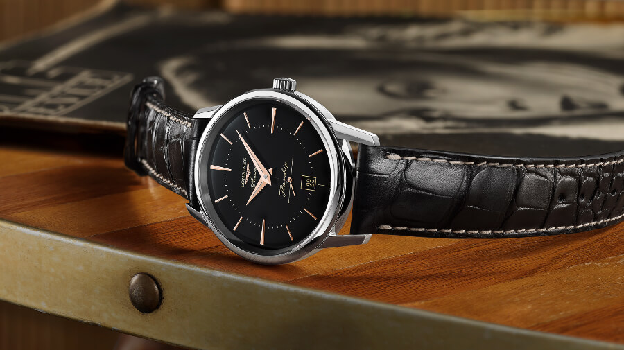 Longines Flagship Heritage Black Dial Watch Review