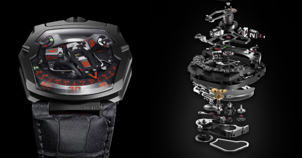 Urwerk UR-210 Last Edition (Price, Pictures and Specifications)