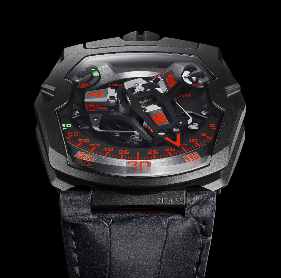 The New Urwerk UR-210 Last Edition