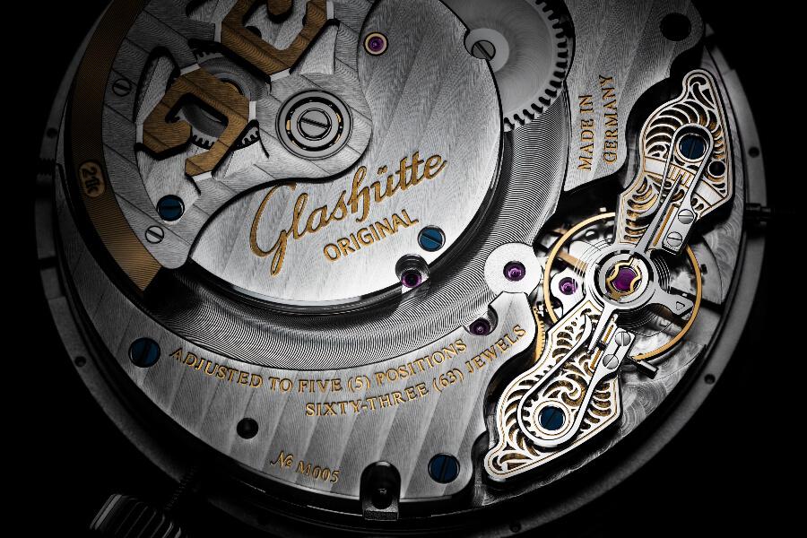 Glashütte Original Calibre 89-02