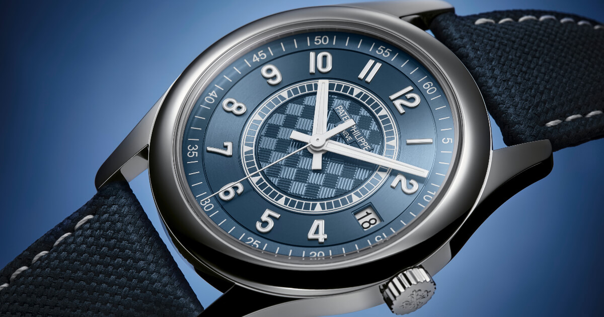 The New Patek Philippe Calatrava Ref. 6007A-001 (Price, Pictures and Specifications)