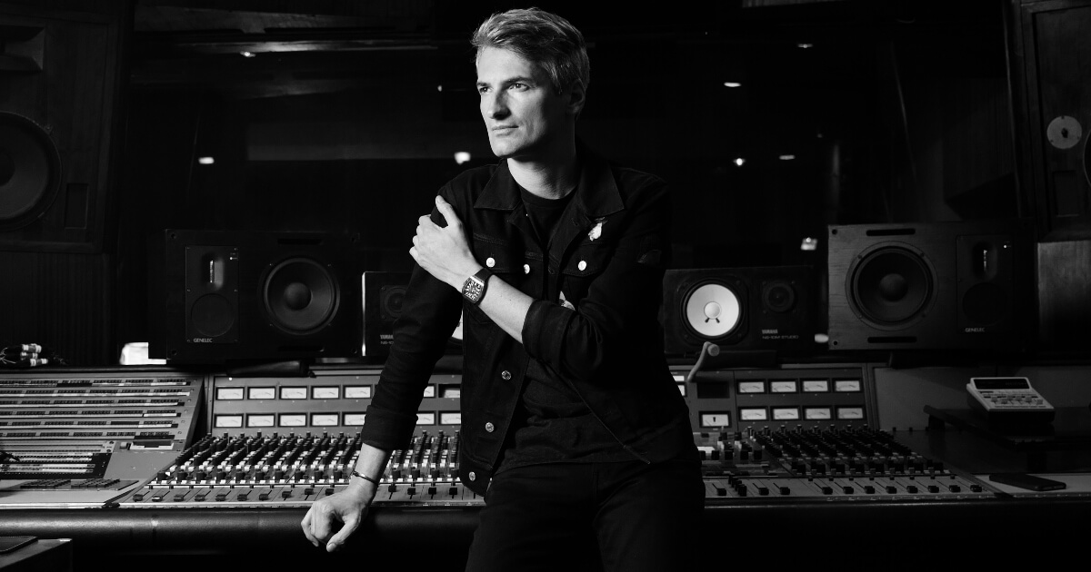 Richard Mille's New Music Partner: Thomas Roussel