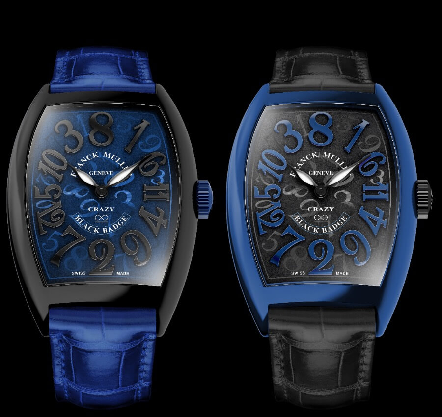The New Franck Muller Crazy Hours