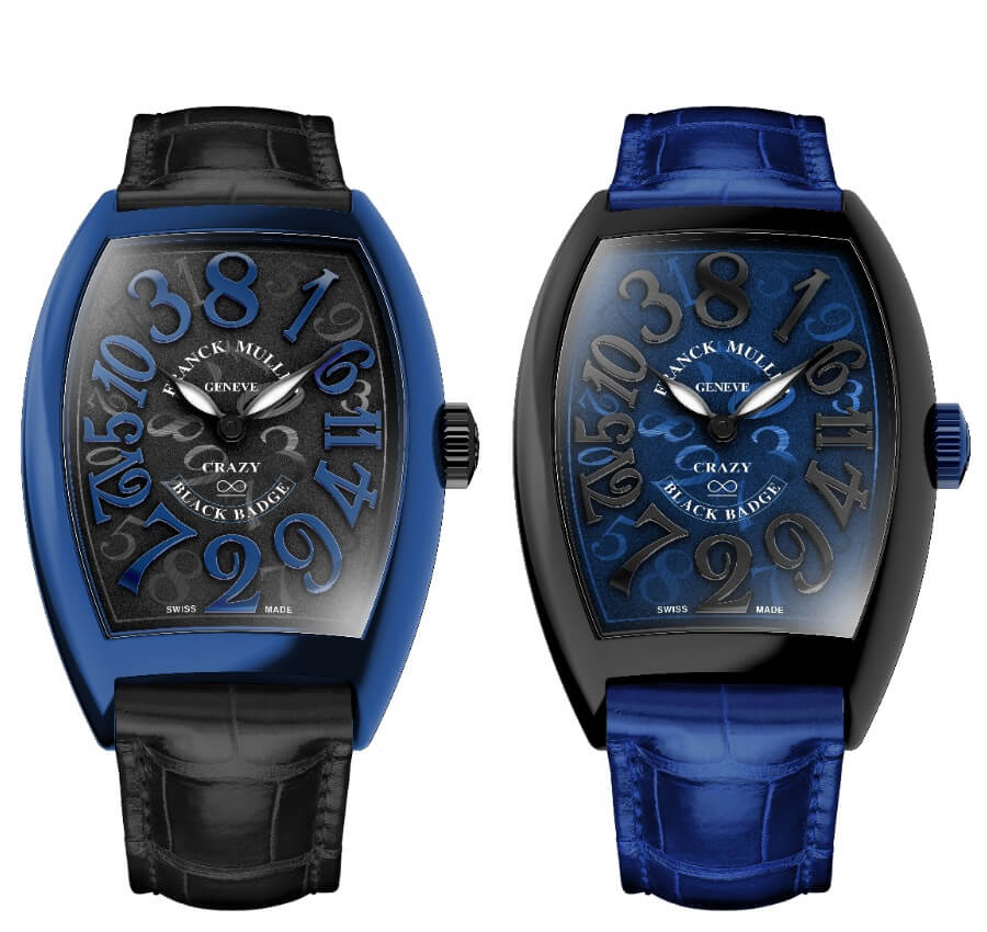 Franck Muller Crazy Hours Watch Review