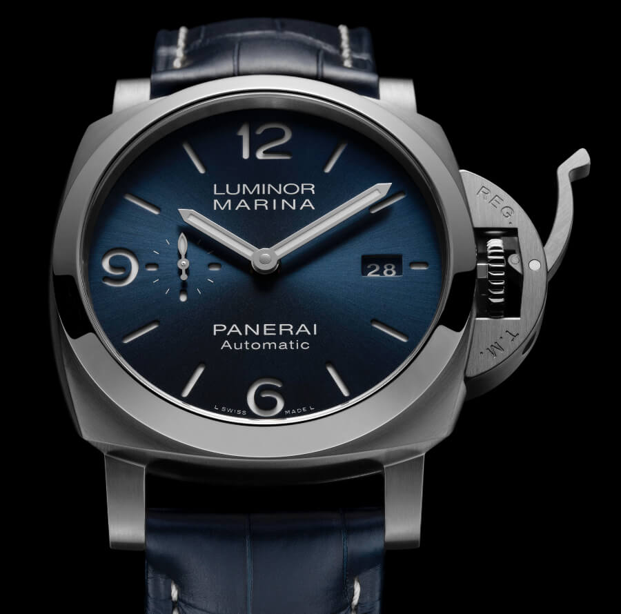 The New Panerai Luminor Marina PAM01313 – 44 MM