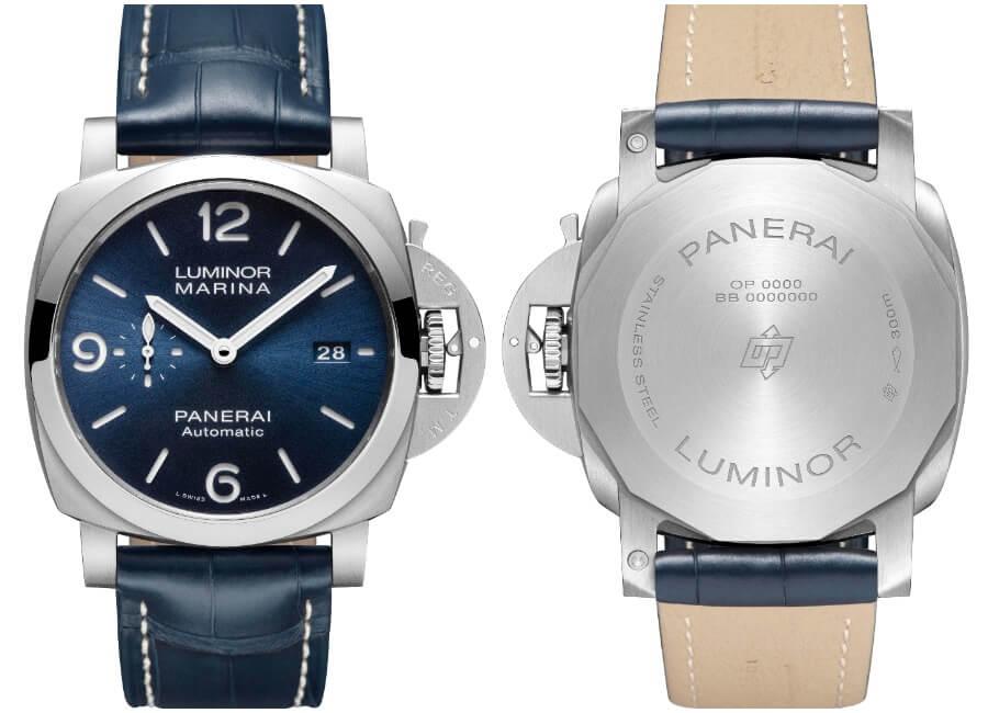 Panerai Luminor Marina PAM01313 – 44 MM Watch Review