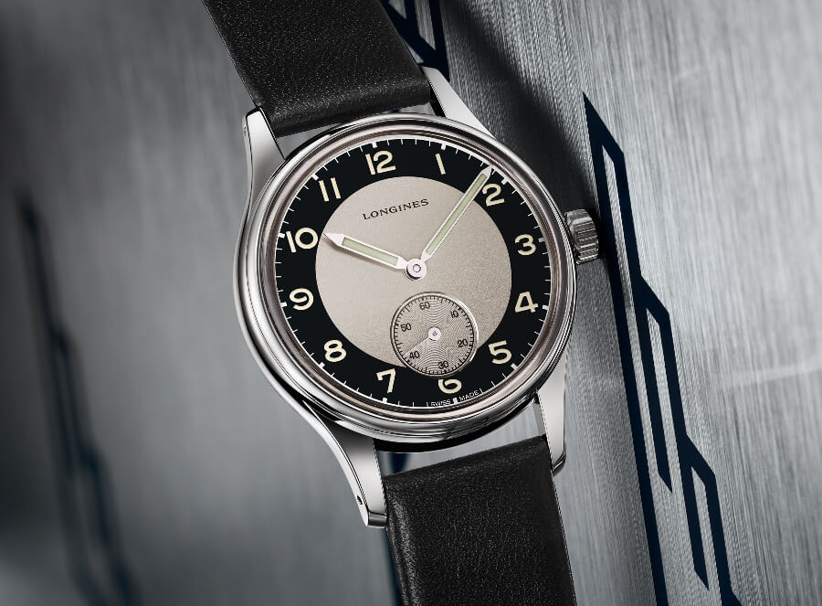 Longines Heritage Classic Tuxedo Watch Review