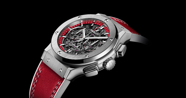 Hublot Classic Fusion Aerofusion Chronograph Special Edition Boutique Monaco (Price, Pictures and Specifications)