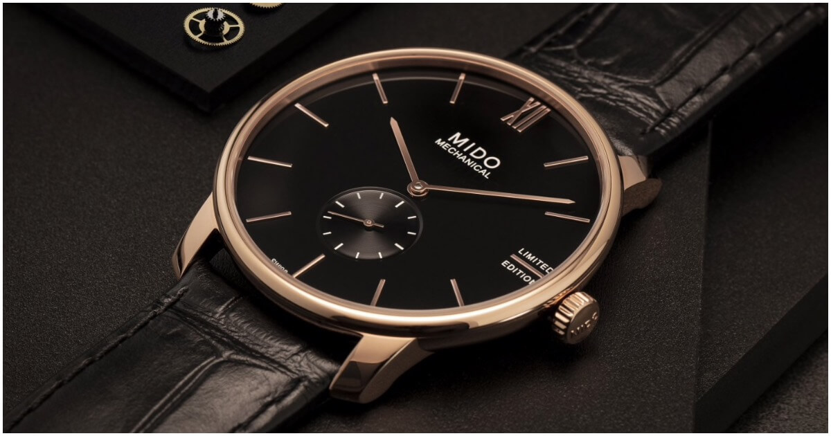Mido Baroncelli Mechanical Limited Edition (Price, Pictures and Specifications)