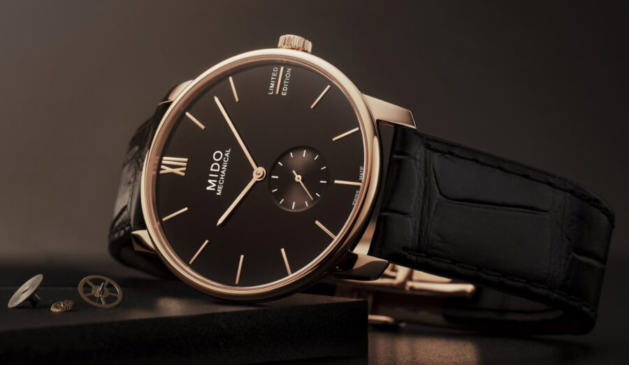 The New Mido Baroncelli Mechanical Limited Edition