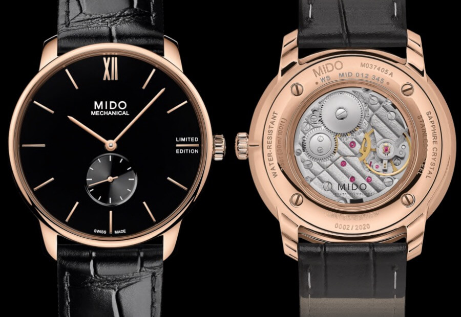 Mido Baroncelli Mechanical Limited Edition Slim Watch Review