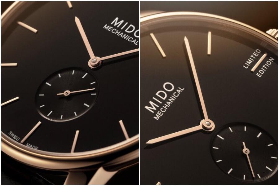 Mido Baroncelli Mechanical Limited Edition Dial