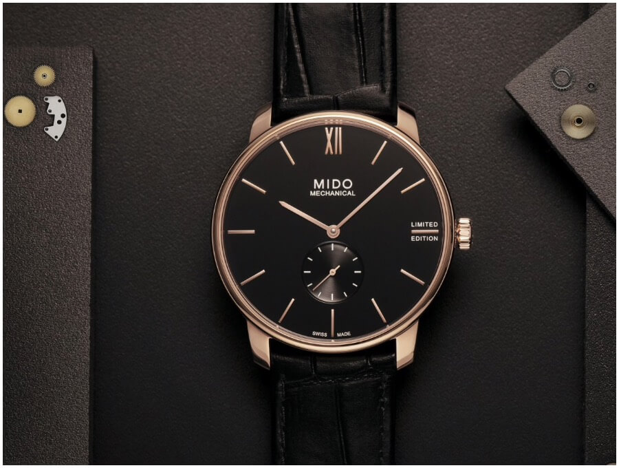 Mido Baroncelli Mechanical Limited Edition Watch Review