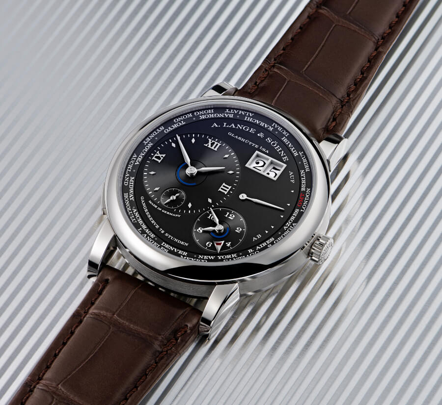 The New A. Lange & Söhne Lange 1 Time Zone