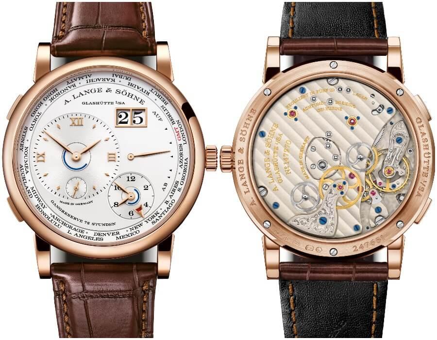 A. Lange & Söhne Lange 1 Time Zone Ref. 136.032