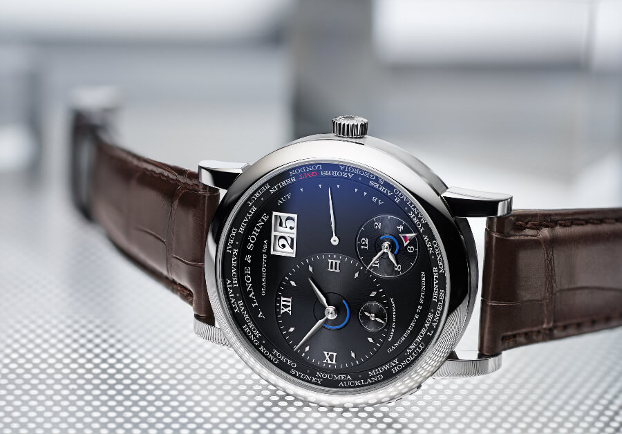 A. Lange & Söhne Lange 1 Time Zone Watch Review