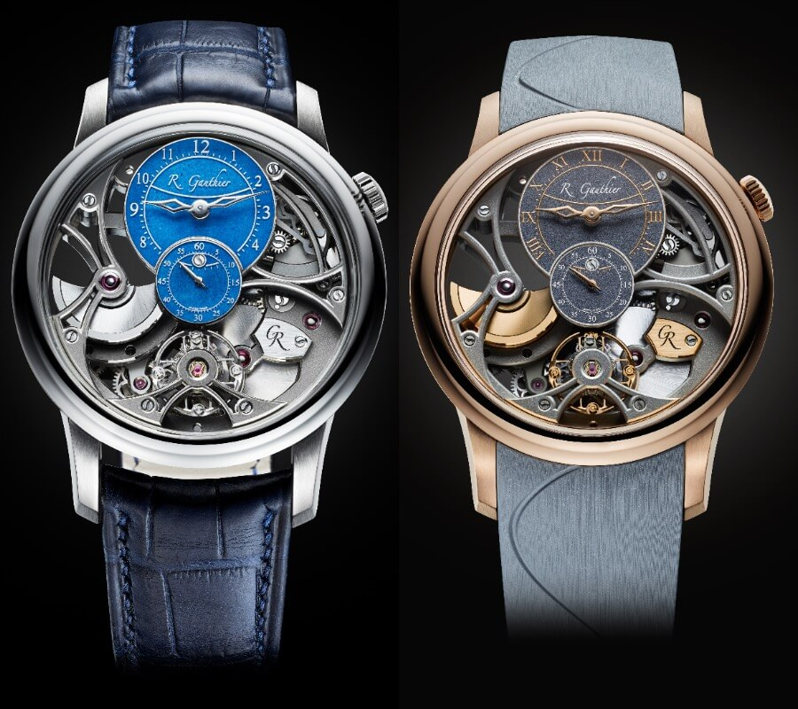 Romain Gauthier Insight Micro-Rotor Squelette Special Orders