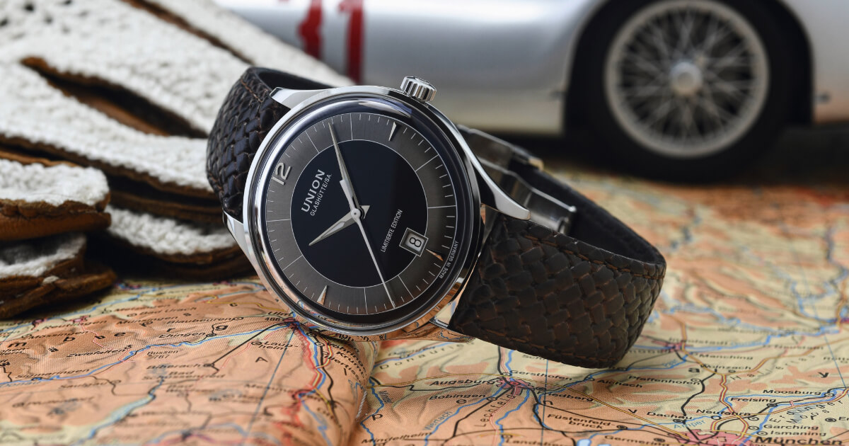 Union Glashütte Noramis Date Limited Edition Germany Classic 2020 (Price, Pictures and Specifications)