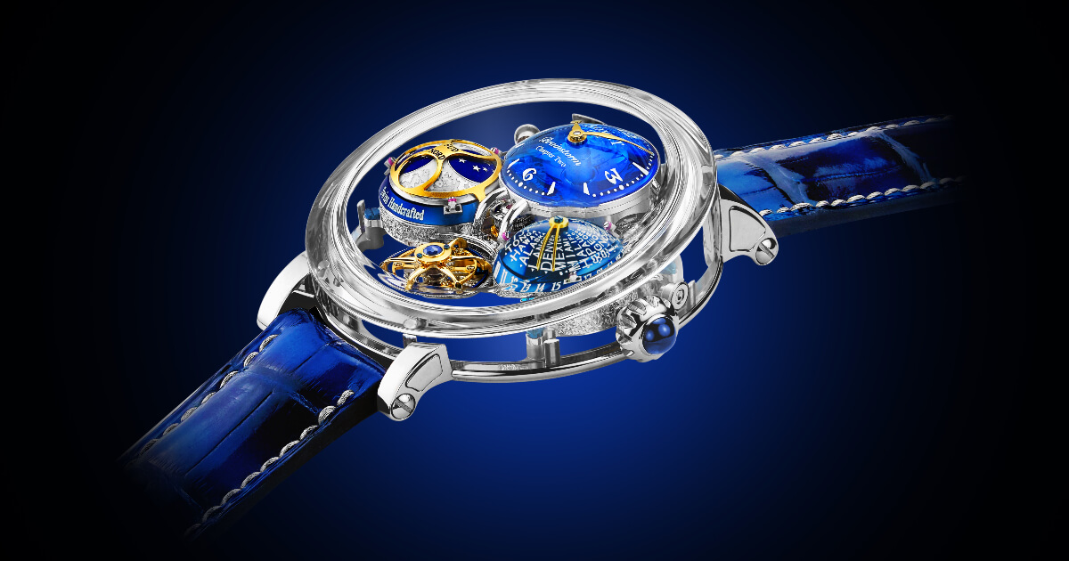 Bovet Récital 26 Brainstorm Chapter Two (Price, Pictures and Specifications)