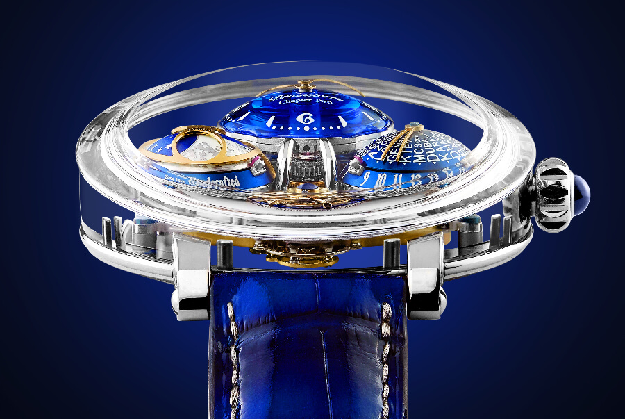 The New Bovet Récital 26 Brainstorm Chapter Two