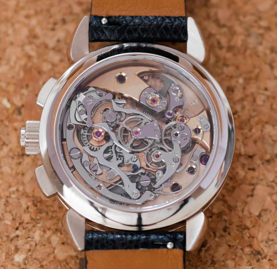 Atelier de Chronométrie AdC#8 Split-Seconds Chronograph Movement