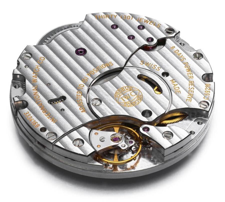 IWC manufacture calibre 59235