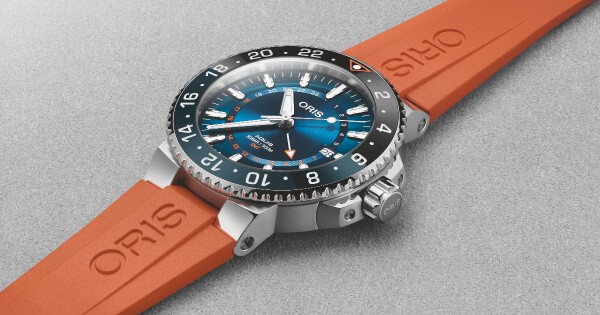 Oris Carysfort Reef Limited Edition (Price, Pictures and Specifications)