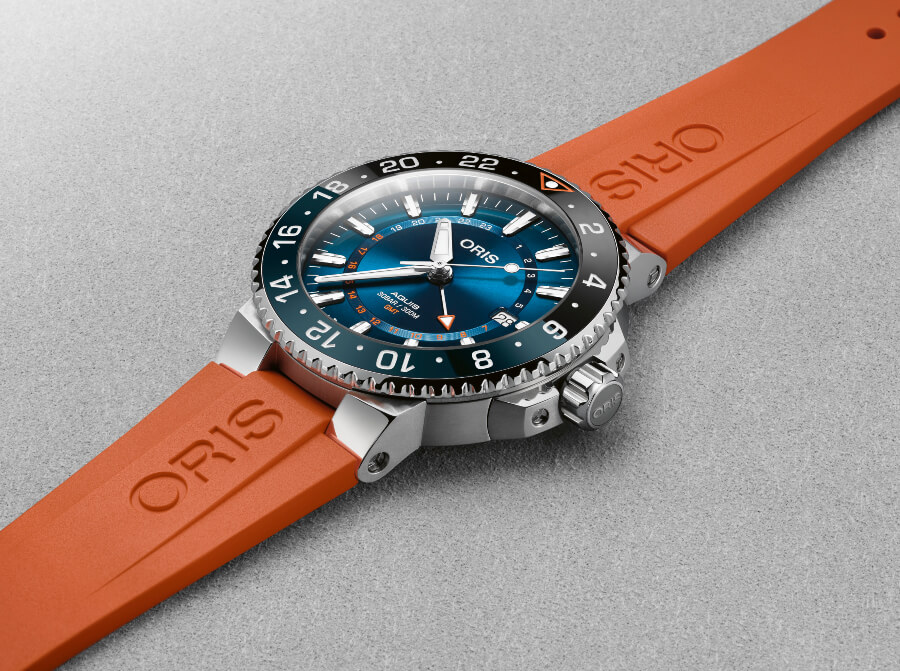 Oris Carysfort Reef Limited Edition Watch Review