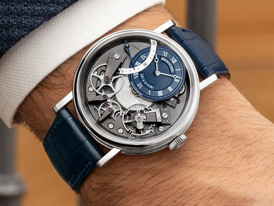 Breguet Tradition Automatique Seconde Rétrograde 7097 Watch Review