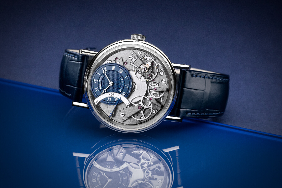 Men Watches Breguet Tradition Automatique Seconde Rétrograde 7097 Watch review
