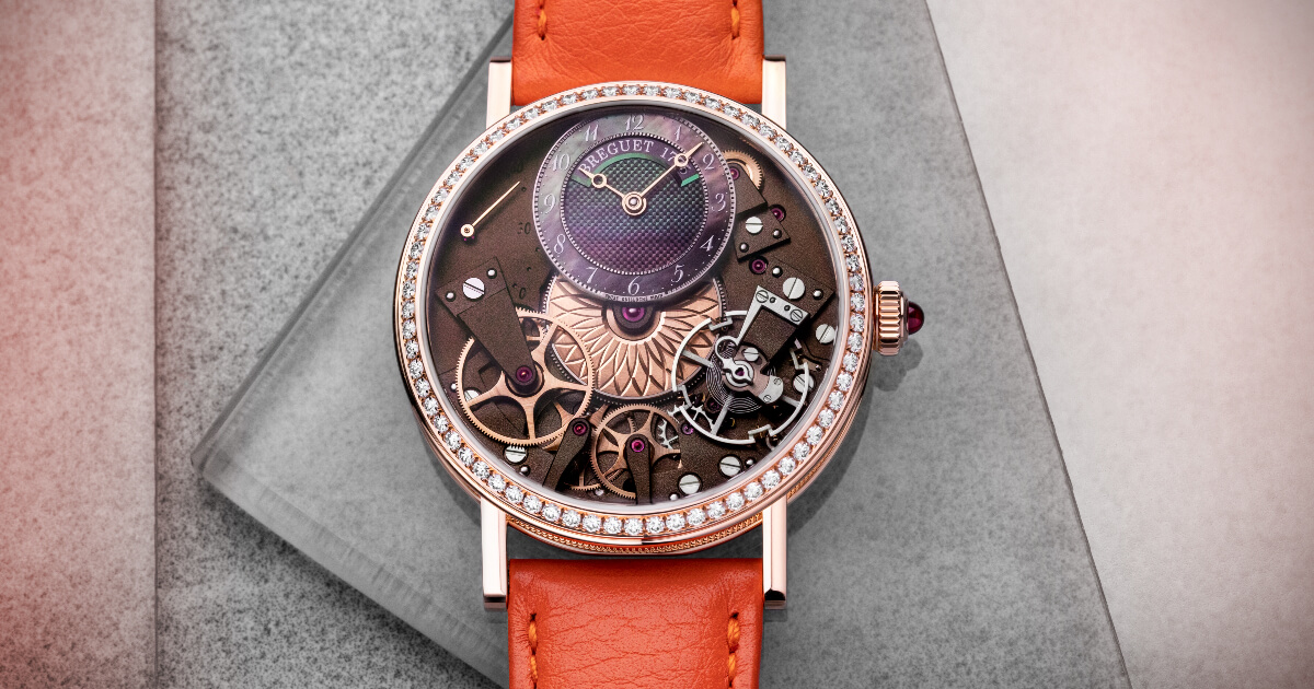 The New Breguet Tradition 7038 For Women (Price, Pictures and Specifications)