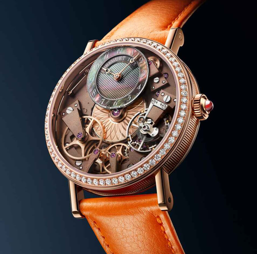 The New Breguet Tradition 7038 For Women
