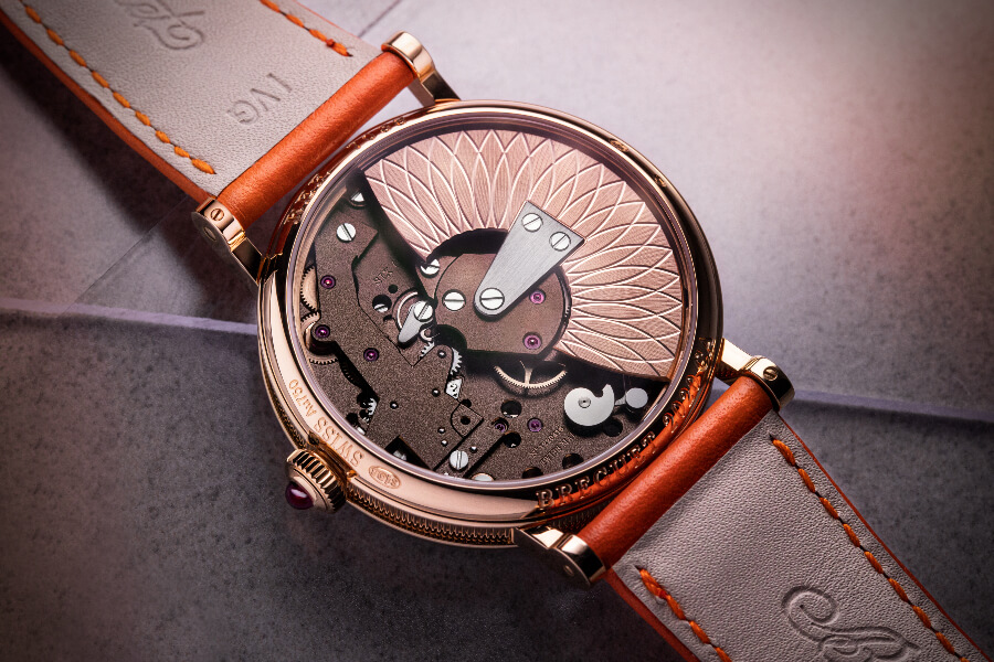 Breguet Tradition Dame 7038 In House Movement