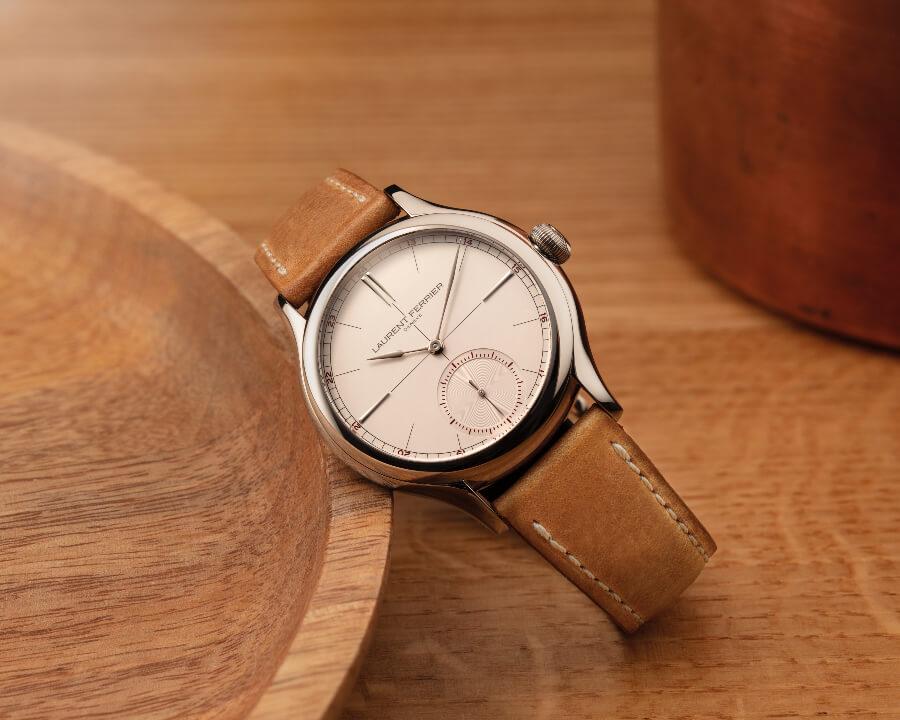 The New Laurent Ferrier Classic Origin Opaline Watch