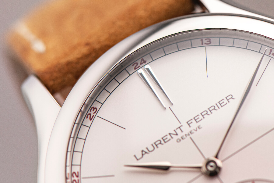 Laurent Ferrier Classic Origin Opaline watch