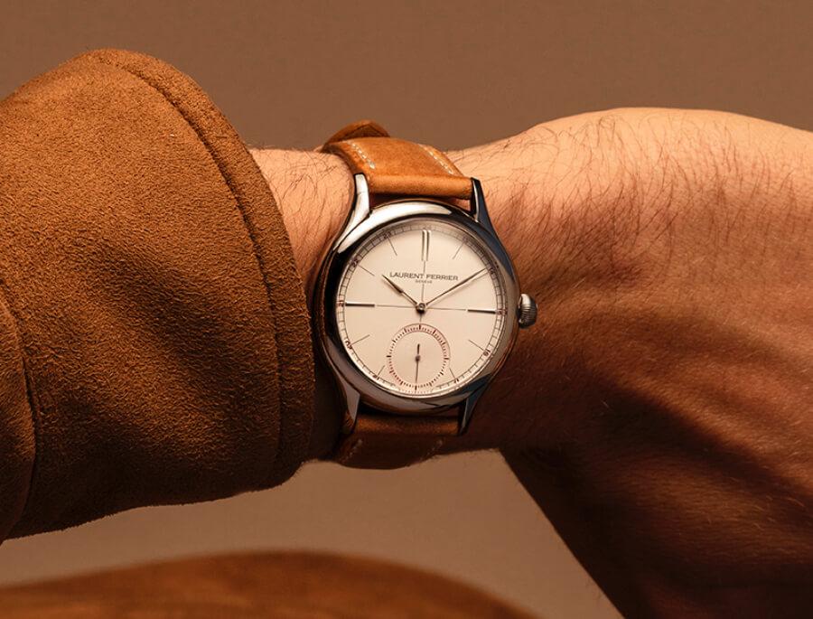 Laurent Ferrier Classic Origin Opaline Watch Review