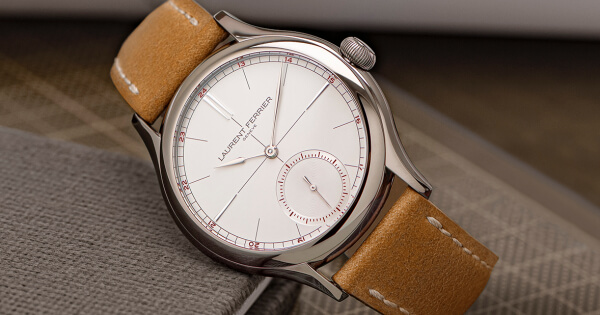 Laurent Ferrier Classic Origin Opaline (Price, Pictures and Specifications)