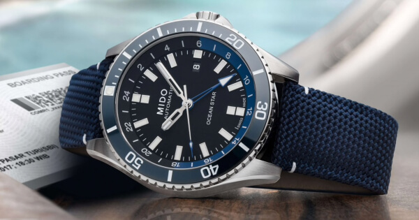 Mido Ocean Star GMT (Price, Pictures and Specifications)