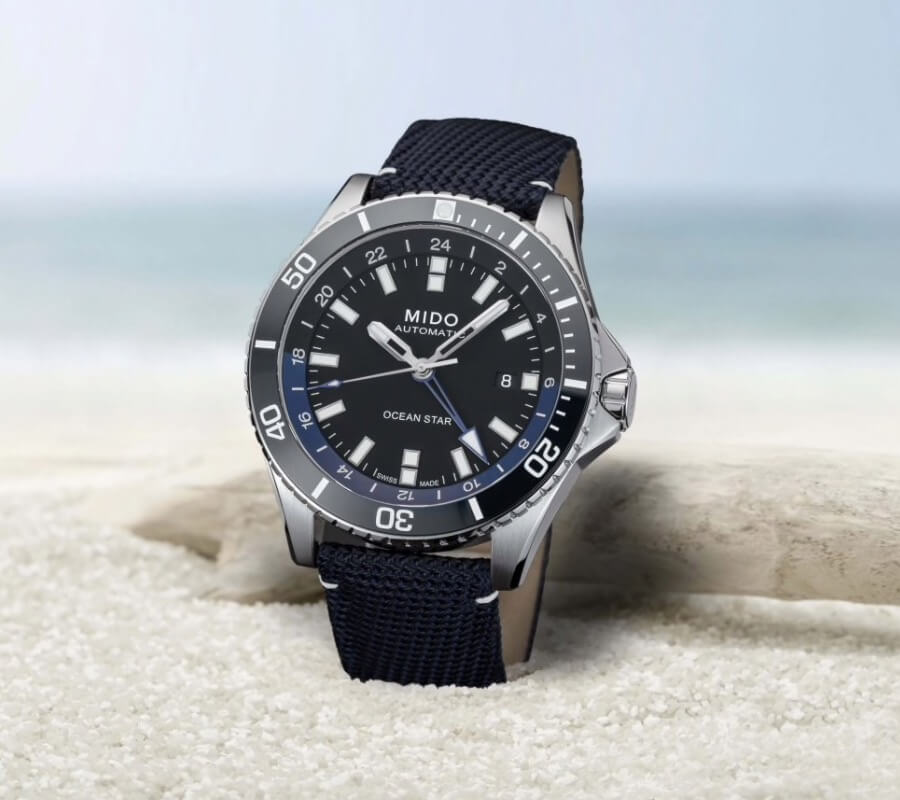 Mido Ocean Star GMT Watch review