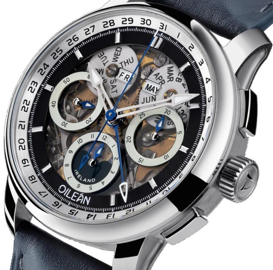 The New Oileán H-B1 Watch By John McGonigle