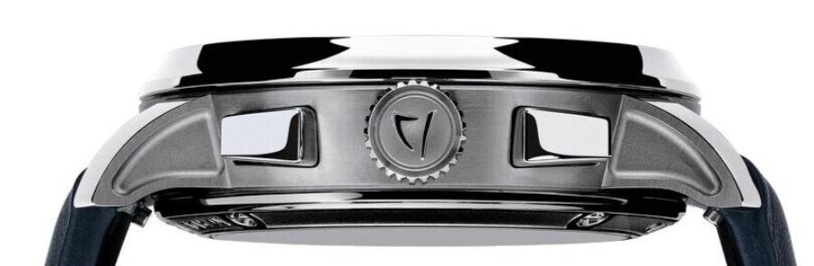 Oileán H-B1 Watch Titanium Case