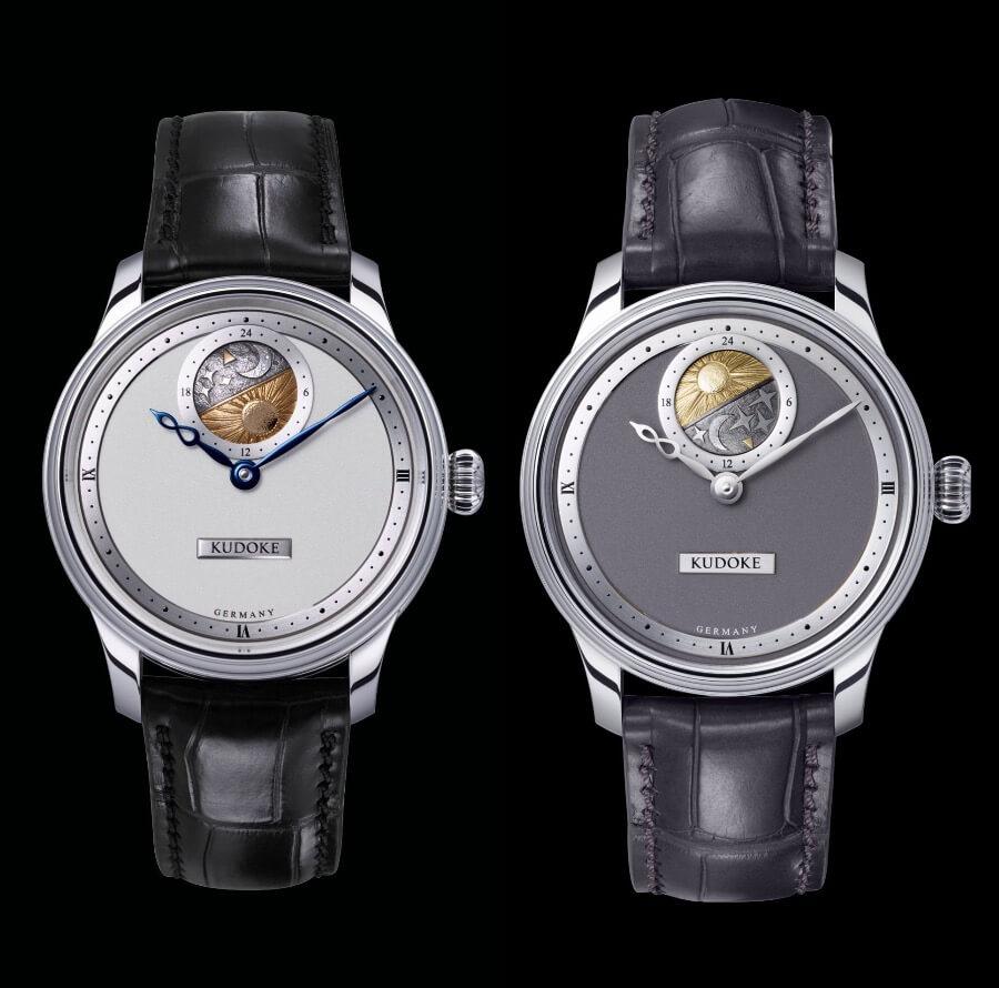 Kudoke 2 and Kudoke 2 Nocturne Watch