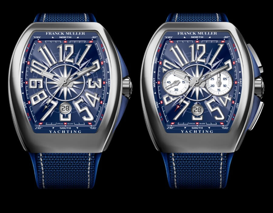 Franck Muller Vanguard Yachting Watch Review