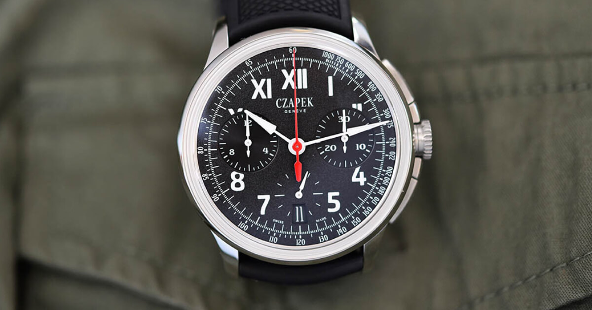 Czapek Faubourg de Cracovie California Dreamin' (Price, Pictures and Specifications)